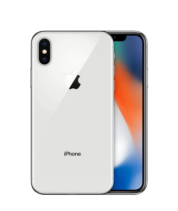IPHONE X SILVER SITE